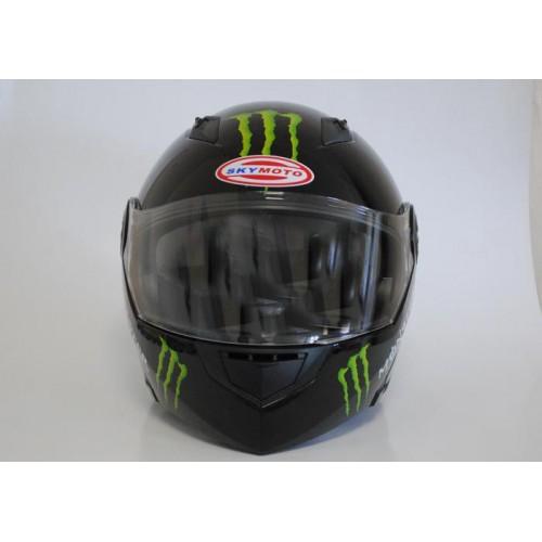 Закрытый шлем M-115